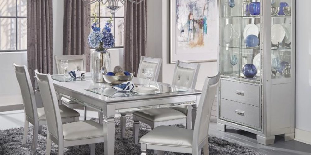 Silver Dining Room