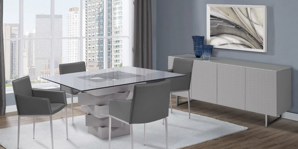 Square Dining room