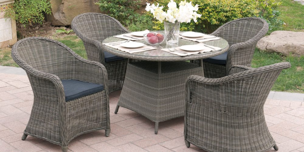 Outdoor Patio Table Set