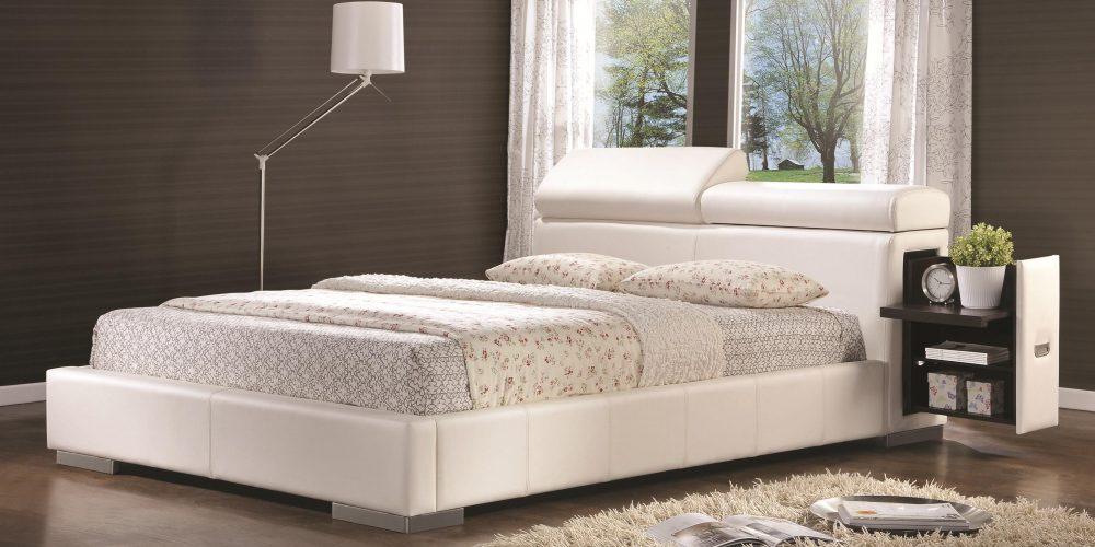 Maxine Upholstered Bed
