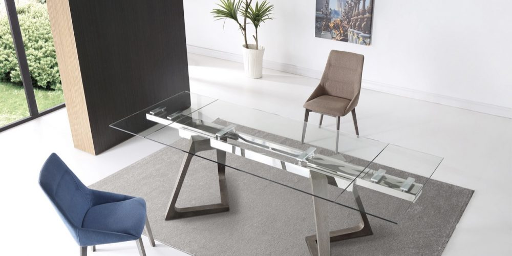 Extendable Dining room