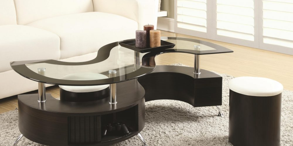 Cofee Table and Stools