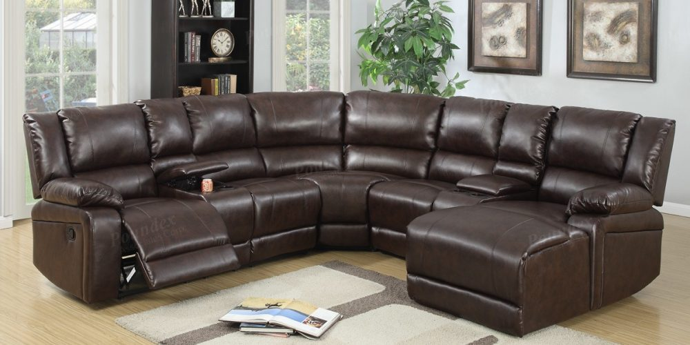 Reclining Sectional Set