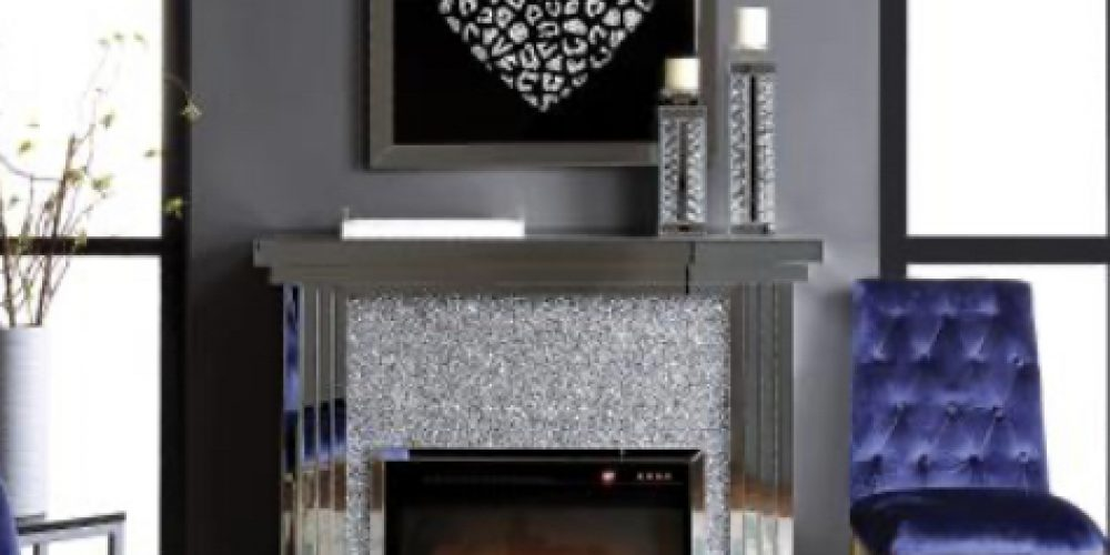 Mirror Fireplaces