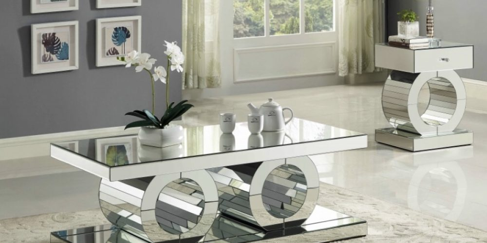 Mirror Coffee Table