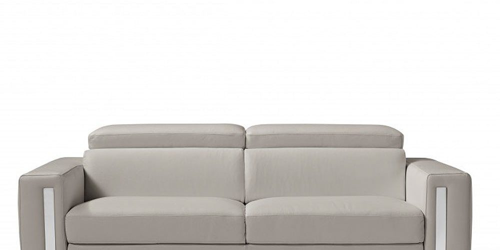 Sofa taupe color