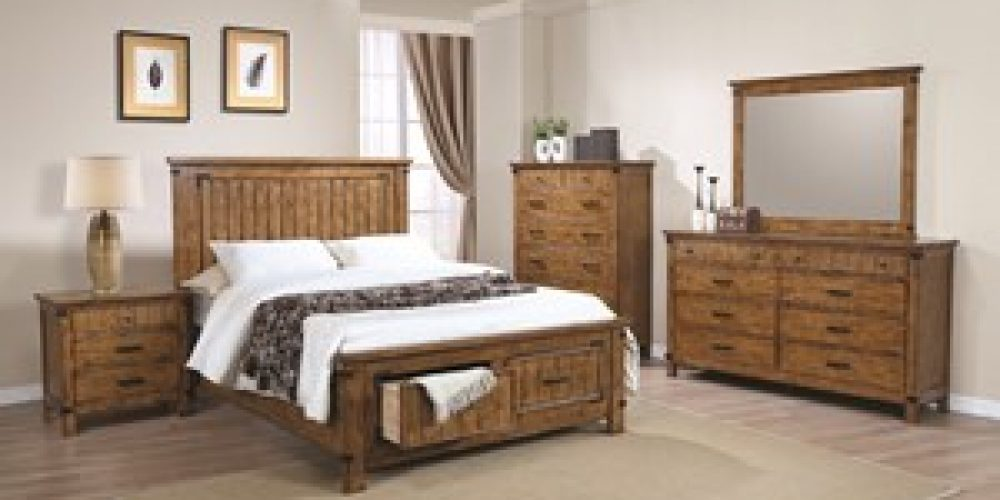 Brenner Bedroom